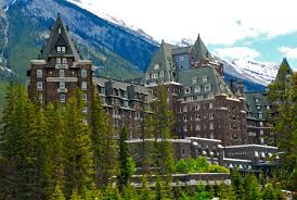 Отель «Fairmont Banff Springs», Канада