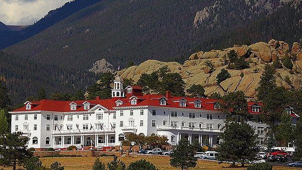 Отель «Стэнли» США
