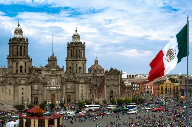 Информация туристам, которые отправляются в Мексику