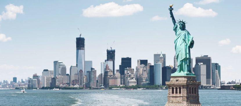 Первая экскурсия по Нью-Йорку